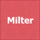 Milter - Responsive E-mail Template - ThemeForest Item for Sale