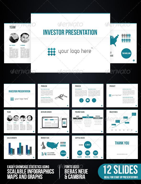GraphicRiver Investor Presentation 4443414