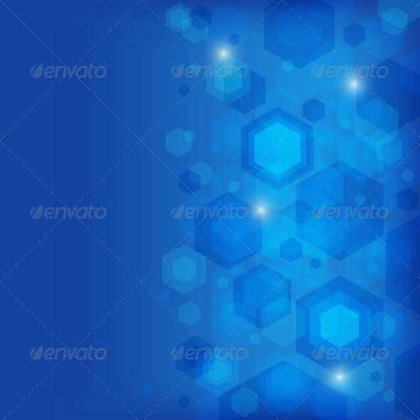 GraphicRiver Abstract Geometrical Background 4443435