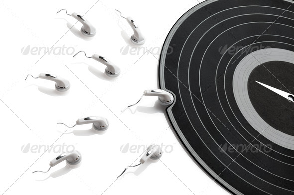 Musician birthday. - Stock Photo - Images