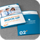 Bi-Fold A4 Brochure Mock-up - GraphicRiver Item for Sale