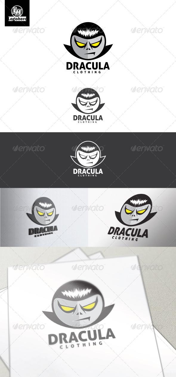 GraphicRiver Dracula Logo Template 4445002