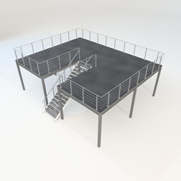 3DOcean Floor 4437918