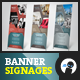 Corporate - Multipurpose Banner Signage 2 - GraphicRiver Item for Sale