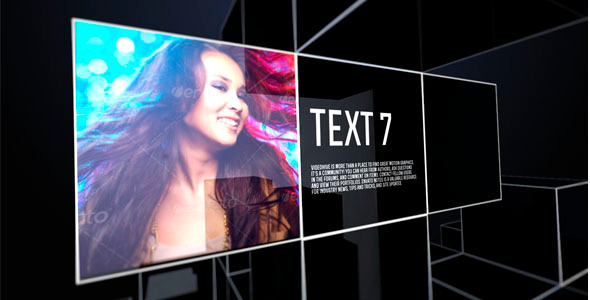After Effects Project Videohive Fashion Box Promo 4446903 Creative Design Works