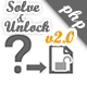 PHP Solve Quiz and Unlock Content - CodeCanyon Item for Sale