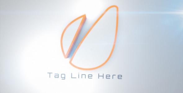 3D Circle Logo