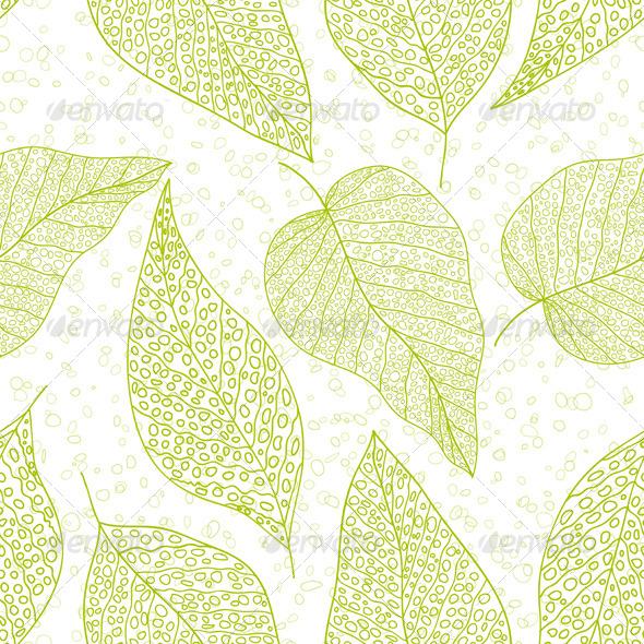 GraphicRiver Green Leaf 4451397