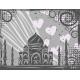 Taj Mahal Background