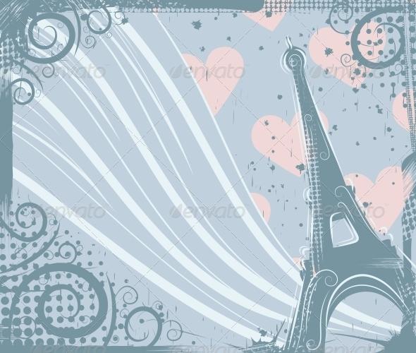 GraphicRiver In Paris 4451527