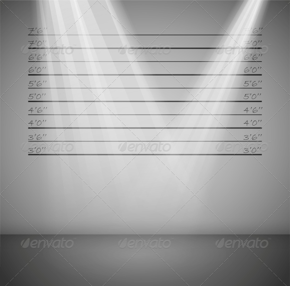 GraphicRiver Criminal Background with Lines 4451535
