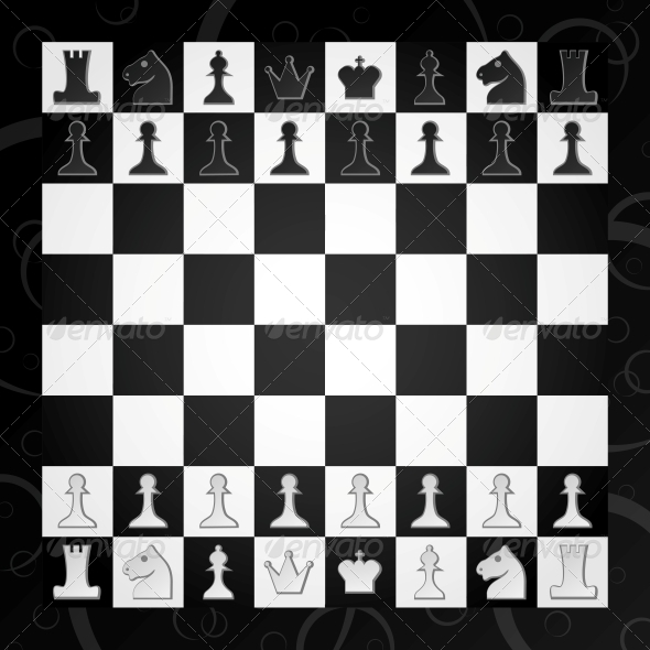GraphicRiver Chess 4451652
