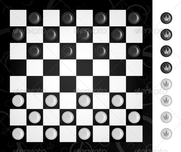 GraphicRiver Checkers 4451717