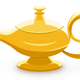 Genie Lamp - GraphicRiver Item for Sale