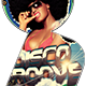 Retro Groove Party Flyer - GraphicRiver Item for Sale