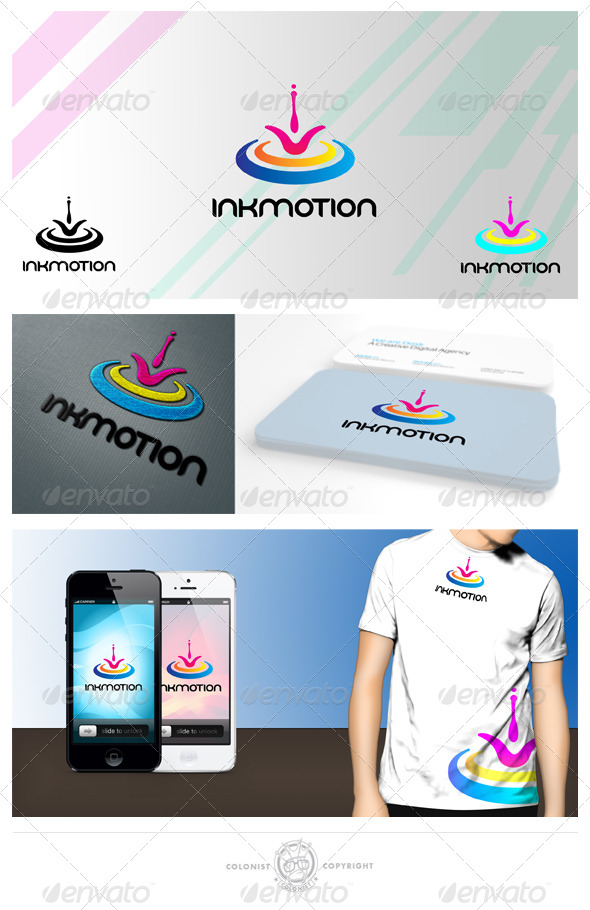 GraphicRiver inkmotion logo 4375416