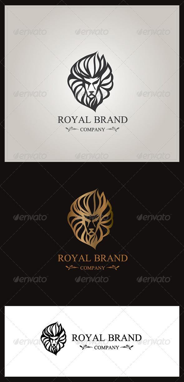Lion Royal Brand Logo 2