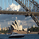 Sydney Harbour Time Lapse 01 - VideoHive Item for Sale