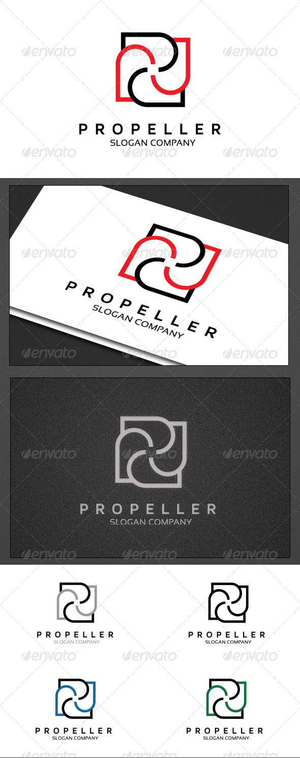 GraphicRiver Propeller 4454358