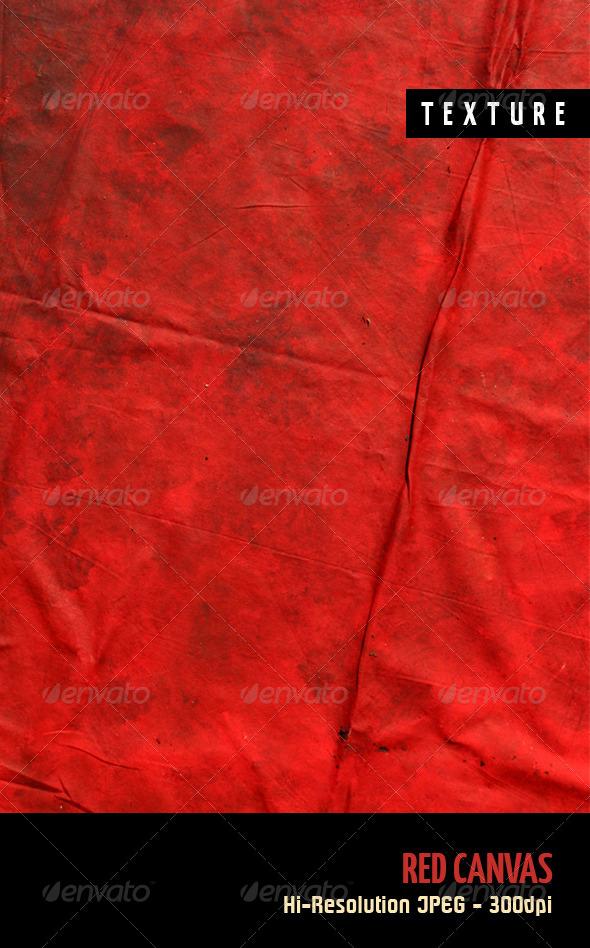 GraphicRiver Red Canvas 4454372