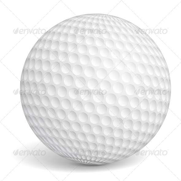 GraphicRiver Golf Ball 4454737