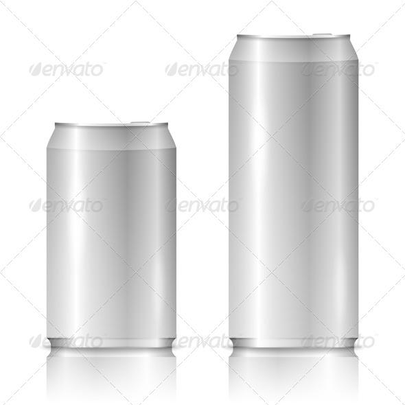 GraphicRiver Aluminum Cans 4454752