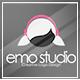 Emo Studio Boy Logo Template