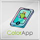 Color App Logo Template - GraphicRiver Item for Sale