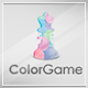 Color Game Logo Template