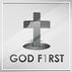 God First Logo Template