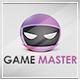 Game Master Logo Template