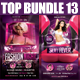 TOP FLYER BUNDLE VOL13 - GraphicRiver Item for Sale
