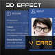 Vico V Card - ThemeForest Item for Sale
