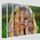 3D Cubes Photo Display Mockup - GraphicRiver Item for Sale