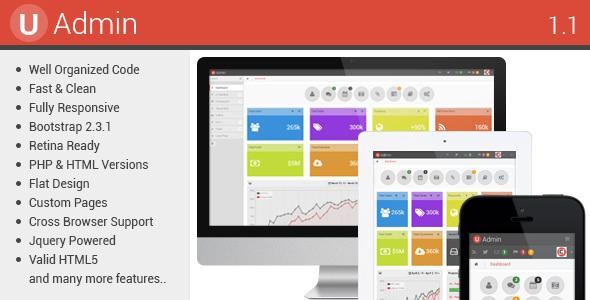 uadmin-responsive-admin-dashboard-template