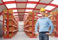 man in warehouse - PhotoDune Item for Sale