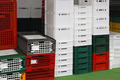 Poultry crates - PhotoDune Item for Sale