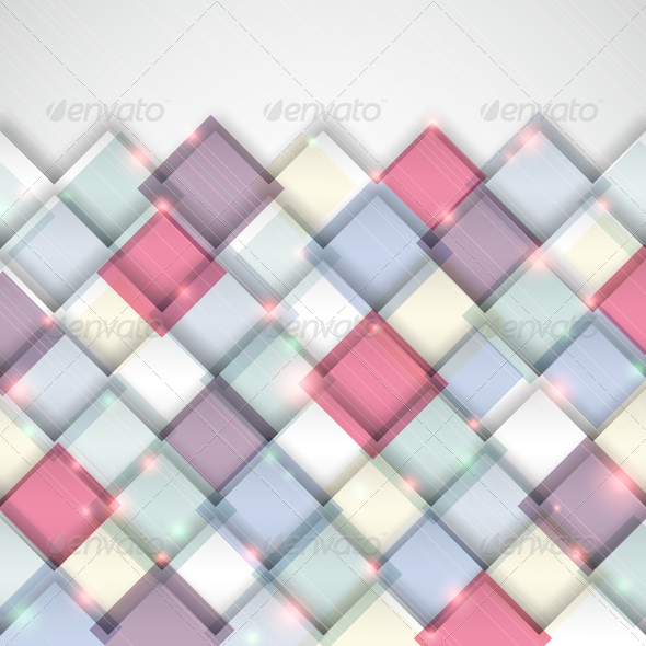 GraphicRiver Geometric Background 4457354