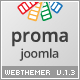 Proma - Joomla Business Template - ThemeForest Item for Sale