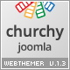 Churchy - Joomla Church Template - ThemeForest Item for Sale