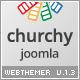 Churchy – Joomla Church Template  Free Download