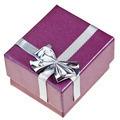 small purple gift box