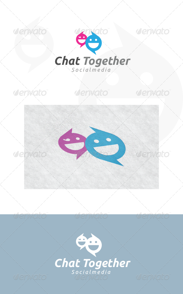 GraphicRiver Chat Together 4376664