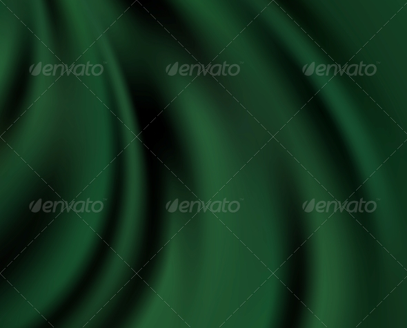 GraphicRiver Green Silk Background 4462805