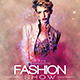 A5 Fashion Show Flyer - GraphicRiver Item for Sale