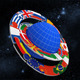 Planet with Flags - VideoHive Item for Sale