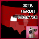 XML Map / Dealer Locator - ActiveDen Item for Sale