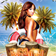 Beach Bash - GraphicRiver Item for Sale