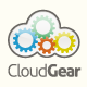 Cloud Gear Logo Template - GraphicRiver Item for Sale