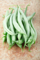 Green beans on cutting board - PhotoDune Item for Sale